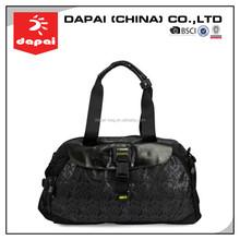stock bag!Quanzhou dapai 2015 Fashion Cheap Polyester Sport Foldable Duffle Bag