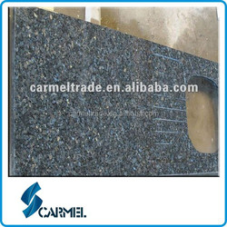blue pearl granite table top cost