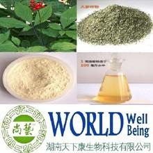 Free sample Suma root extract/Suma/Ginseng/Pfaffoside A 8%-25%/Anti-calculus Plant extract