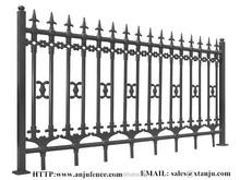 Alibaba express decorative modular metal garden fence
