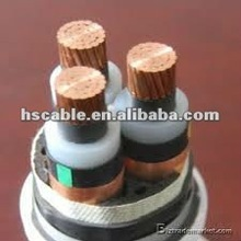 CU Conductor MV STA Armoured Power Cable with XLPE Insulation