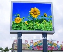 outdoor electronic led advertising screen with CE ROHS