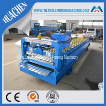 Customized Design Aluminum Wall Panle Roll Forming Machine