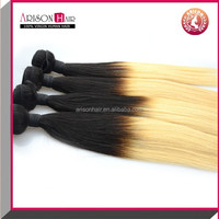 Arison Hair wholesale human hair extensions two tone color remy human hair