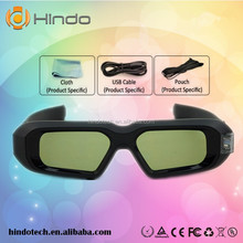 active shutter TV 3D glasses to watch free movies