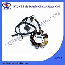 8 Coil Double Ignition GY50 Magneto Stator Coil