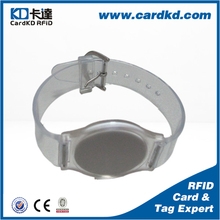 shenzhen factory eco-friendly 125khz active ABS rfid card and wristband