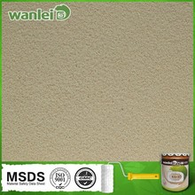 Affordable decorative stone gray exterior wall coating