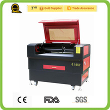 Best price electronical mini QL-60690/1410 laser engraver