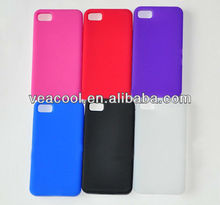 Silicon Soft Back Cover Case for BlackBerry Z10 BB10