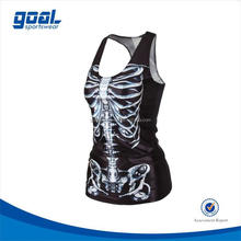 Hot sale youth jogging tank top/jogging jersey