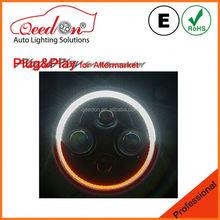 Qeedon aftermarket plug and paly eagle eyes original design led headlight