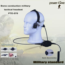 Military standard noise canceling headset for german motorcycle helmet PTE-570