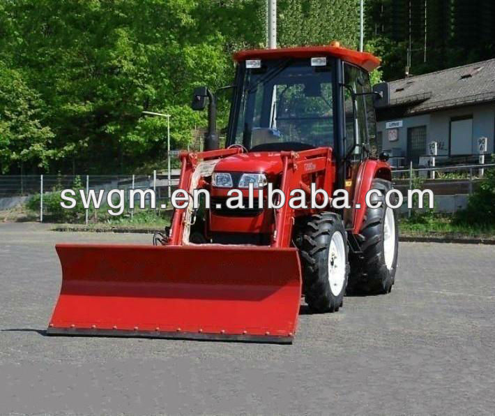 Front Mount Tractor Snow Plow : Tractor front end loader snow blade with ce certificate