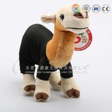 Lifelike plush alpaca Stuffed Animal Plush Toy