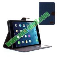 High Quality Folio Leather Case for iPad Mini 2 Retina