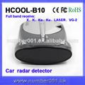 Fonte da fábrica melhor detector de radar multi- linguagem