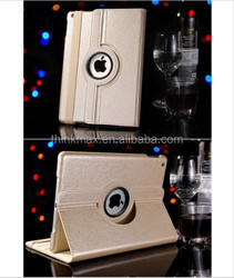 Flip 360 Rotating PU Leather Shell case cover For Apple Ipad Air2 ipad5