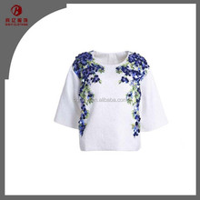 Women Clothes Long Sleeve Custom Top And Blouses 2015