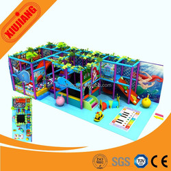 CE Certified Indoor Play Gym For Kids Todders( Customize Acceptable) ( XJ5218)