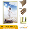 Slim A1 LED Pictures Light Aluminum Snap Frame Acrylic Poster Advertising Light Box