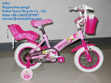 2015 bike New style steel material high quality kids bike tricycle Baby Bycicle