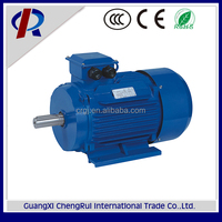Y2 Series three phase electric motor/blower motors for inflatables