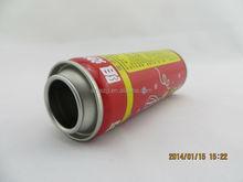 Diam.52mm empty printing aerosol can for snow spray