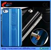 Mobile phone metal cigarette case with lighter for iphone 5s