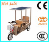 Small Tricycle Differential Battery Rickshaw For Passenger Solar Rickshaw,Electric E-tuk Made In China,Tricycle China Taxi,Amthi