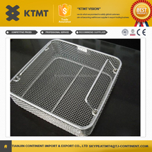 cheap stainless steel wire mesh basket / wire bins (factory)