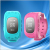 Hot selling waterproof gps kids tracker personal gps watch for kids/children