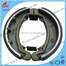 Good Performance China Motorcycle Brake Shoe, GS125 Motorcycle Brake Parts, Professional