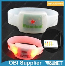 SUNJET remote control bracelet themed party supplies