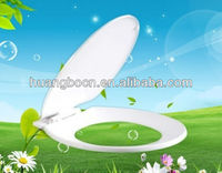 CF017 pp sanitary luxuriously and slow drop toilet washer