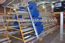 European standard of layer cage