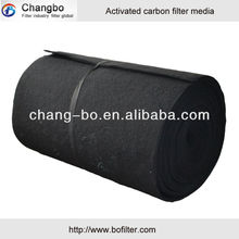 Nonwoven Activated Carbon Fabric/Activated carbon filter