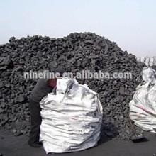 Chine vendeur fonderie coke utilisé en cubilot