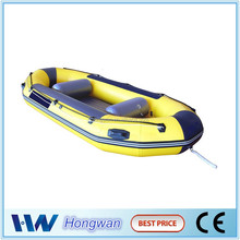 hot sale 4 persons 0.9mmPVC inflatable boat rafting boat