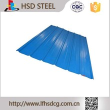 Colorful New Design stone coated steel roofing tile