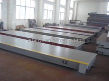3M*9M two sections 50 tons car weighing Scale
