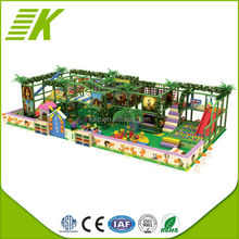 Themed Forest Indoor Playground Equipment/Indoor Mini Playground Equipment