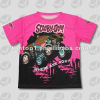 Breathable cartoon T-shirts wholesale