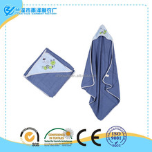 2015 new special designs warm hooded children bath towel