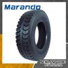 Marando brand Truck Tyres / Heavy Duty Truck Tyres 11R22.5 12R22.5 315/80R22.5 385/65R22.5