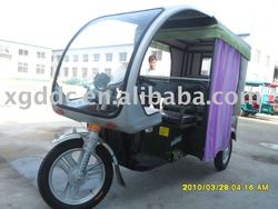 Electric Tricycle (BD market),shaft drive
