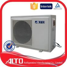 Alto as-h28y 8kw/h Qualität zertifiziert tragbare schwimmbad wärme pumpe für wasser-heizung Pool