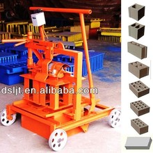 Hollow block making machine philippines for business at home