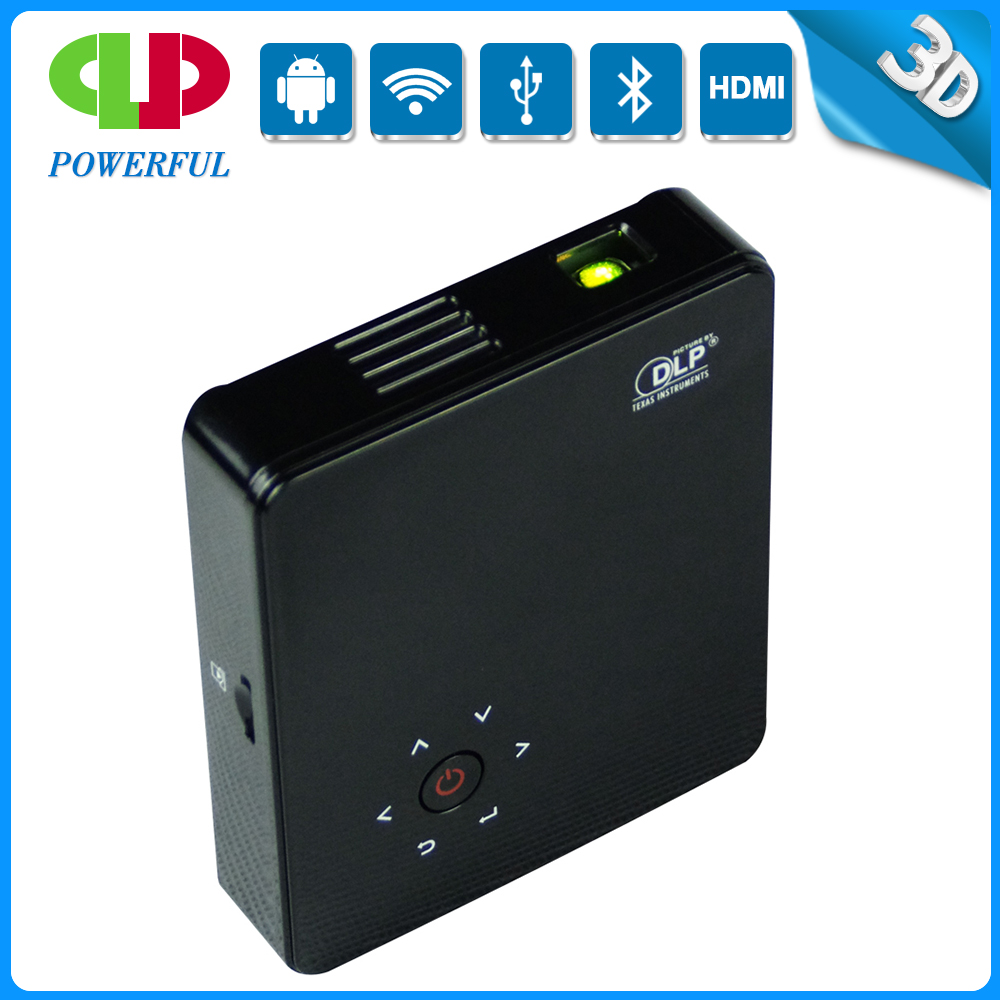 Dlp full hd 1080p 5000 lumens and high quality mini 3d led for Highest lumen pocket projector