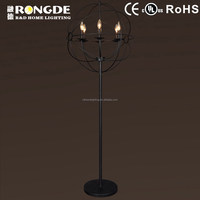 Asia Newest Home residential india floor lamp